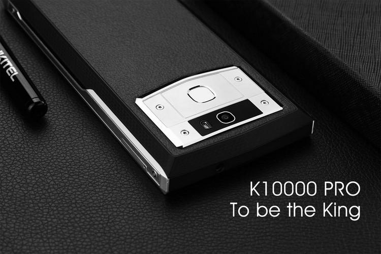 Oukitel K10000 : le constructeur remet ça avec une version Pro, toujours avec une autonomie monstrueuse