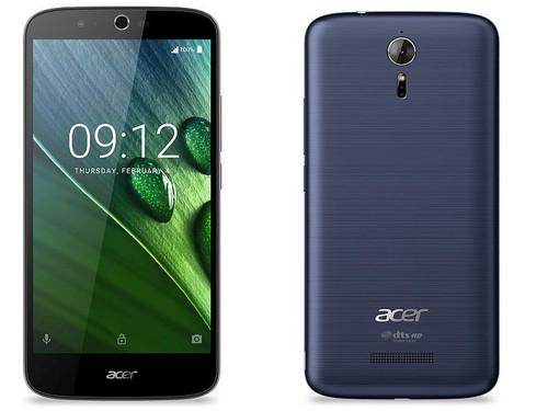Acer Liquid Zest Plus : un smartphone  avec 2 jours d'autonomie