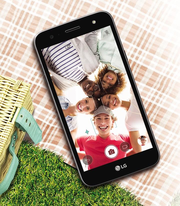 LG dévoile le X Power2 : un milieu de gamme avec une batterie de 4500 mAh