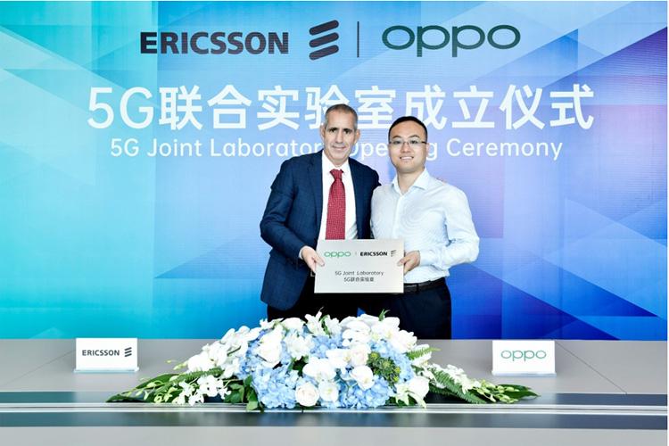 5G : Oppo et Ericsson renforcent leur collaboration