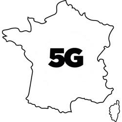 5G : quelles sont les 50 premières villes françaises ?