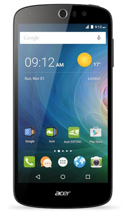 Acer annonce la disponibilité de son smartphone Liquid Z530