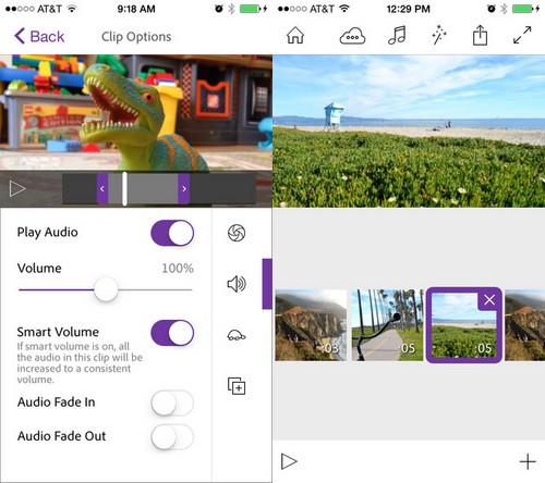 Adobe met à jour sa bibliothèque d'applications mobiles