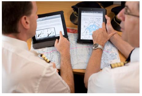 Air France équipe ses pilotes de l'iPad