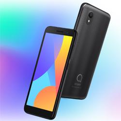 Alcatel 1 : un smartphone avec un écran de 5 pouces sous Android Go à moins de 60 euros