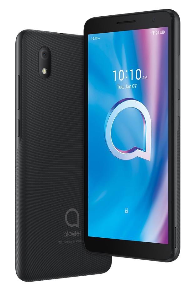 Alcatel 1B : un smartphone d'entrée de gamme sous Android 10