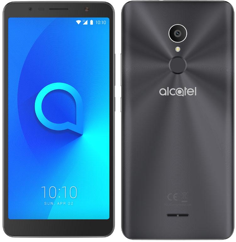 Alcatel lance son modèle 3C avec un écran 6 pouces 18:9