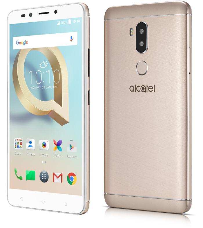Alcatel dévoile sa nouvelle gamme de smartphones à l'occasion des fêtes de Noël
