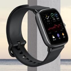 Amazfit dévoile la GTS 2 mini, une montre connectée fine et légère