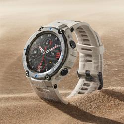 Amazfit T-Rex Pro : une montre connectée qui promet 18 jours d'autonomie