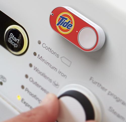 Amazon dévoile ses Dash Buttons qui facilitent les achats