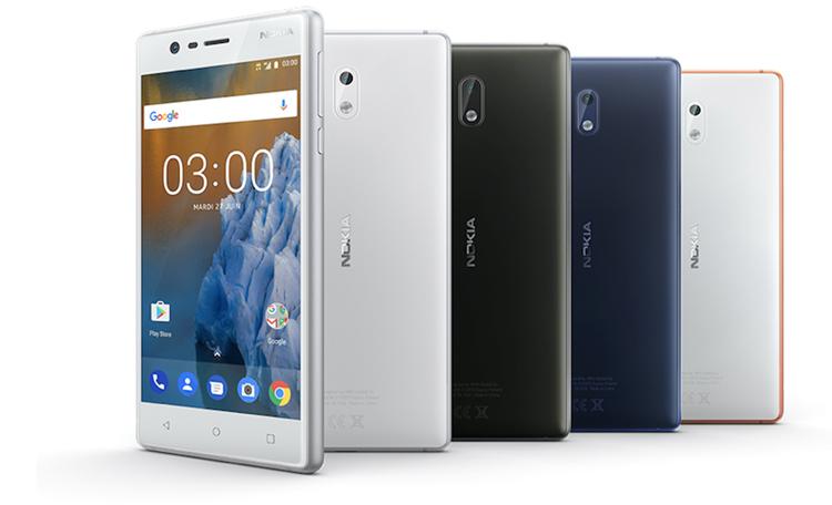 Android 9 Pie est désormais disponible sur le Nokia 3
