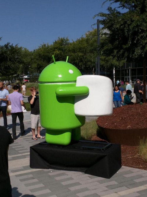 Android 6.0 sera aussi connu comme « Marshmallow »