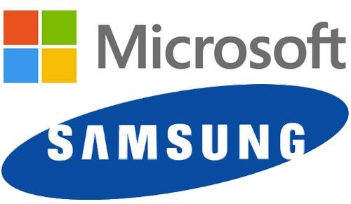 Android : Microsoft demande 6,9 millions de dollars à Samsung