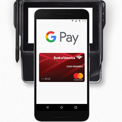 Android Pay devient Google Pay pour mieux concurrencer Apple