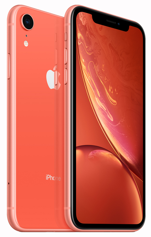 Apple baisse la production de l'iPhone XR