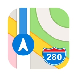Apple déploie la nouvelle version de Plans concurrente de Google Maps