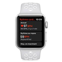 Apple est poursuivie pour violation de brevets sur son Apple Watch