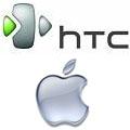 Apple et HTC mettent fin à leur guerre des brevets pendant 10 ans