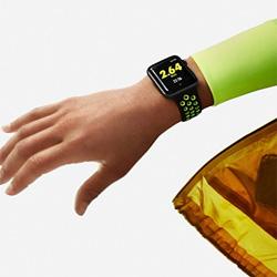 Apple et Nike : partenaire dans la course idéale avec  l'Apple Watch Nike+