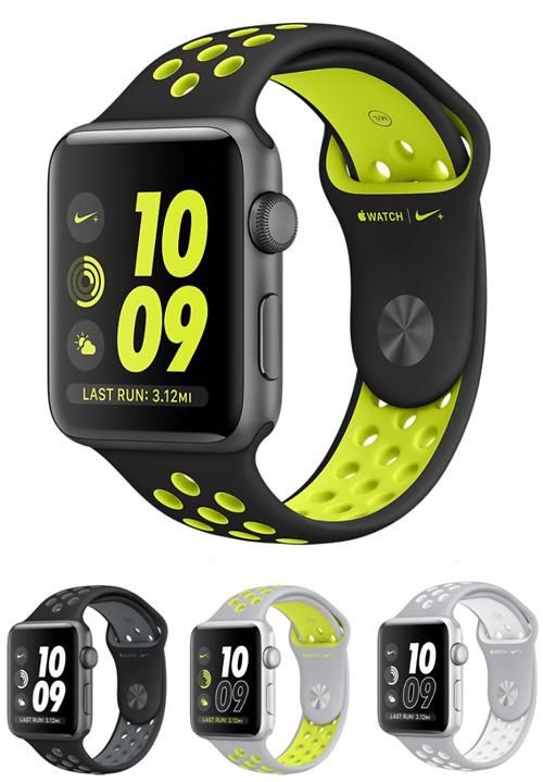 Apple et Nike lancent l'Apple Watch Nike+