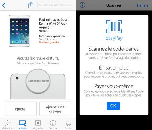 Apple : la version 3 de l'Apple Store est téléchargeable