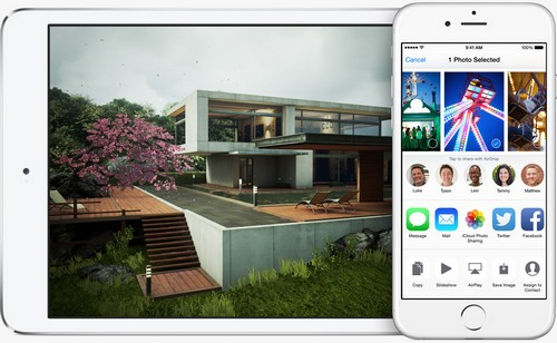 Apple : la version 8 d'iOS n'est pas aussi populaire qu'iOS 7