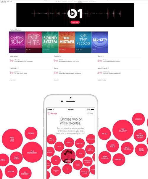 Apple Music : lancement mondial du service de streaming