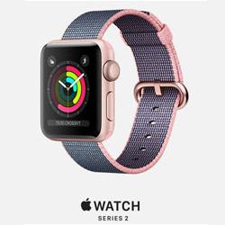 Apple a dévoilé l'Apple Watch Series 2 résistante à l'eau
