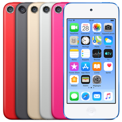 Apple n'a pas abandonné l'iPod touch