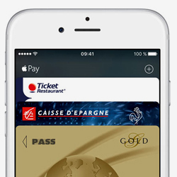 Payer son déjeuner avec Ticket Restaurant en utilisant Apple Pay, c'est possible