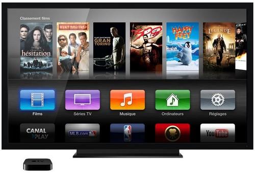 Apple TV : le nouveau modèle sera présenté en septembre