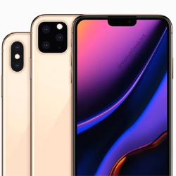 Apple prévoit de commercialiser un iPhone avec 3 appareils photo à l'arrière en 2019