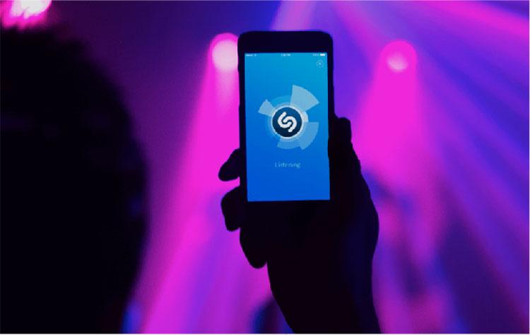 Apple a jeté son dévolu sur Shazam