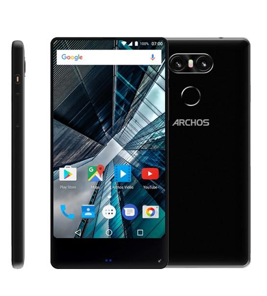Sense 50X et Sense 55S : les nouveaux smartphones d'Archos