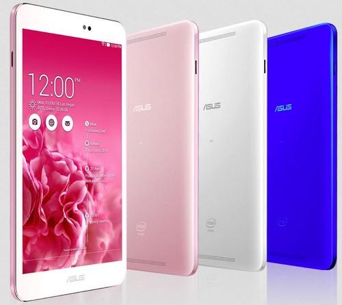 Asus révèle quatre nouvelles tablettes des gammes MeMo Pad et Fonepad