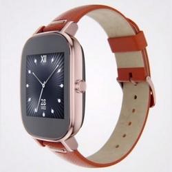 Asus ZenWatch 2 : une montre sous Android Wear avec une molette comme l'Apple Watch