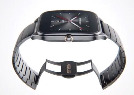 Asus ZenWatch 2 : une pâle copie de l'Apple Watch sous Android Wear ?