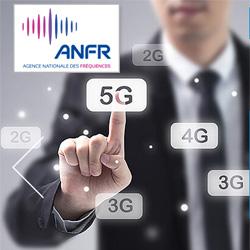 Au 1er juin, plus de 56 500 sites 4G et 25 000 sites 5G autorisés en France par l'ANFR