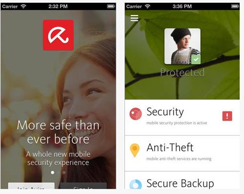 Avira lance son app de sécurité mobile gratuite pour iPhone