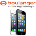 Boulanger proposera l'iPhone 5 dans ses 126 magasins