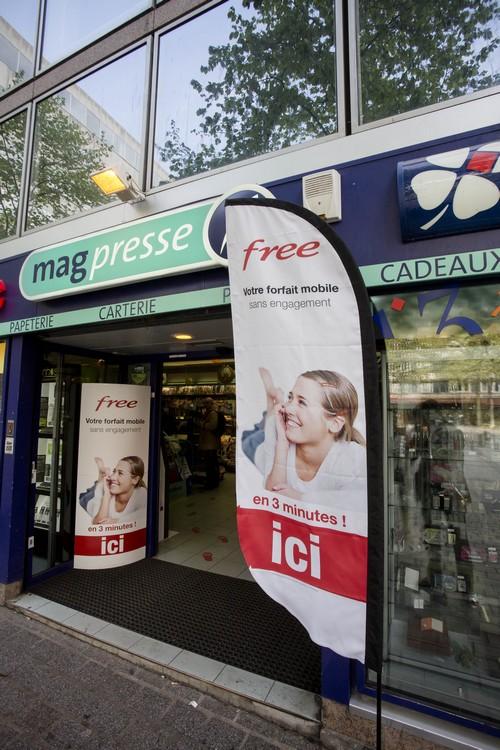 Bouygues Telecom assigne  Free et  réclame 100 millions d'euros
