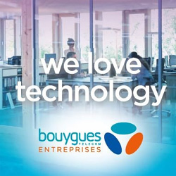 """Bouygues Telecom Entreprises est """"Élu Service Client de l'Année 2021"""""""