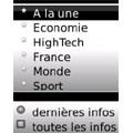 Bouygues Télécom Entreprises lance les dépêches AFP sur les smartphones BlackBerry