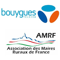 Bouygues Telecom et l'Association des Maires Ruraux de France veulent améliorer la couverture numérique des territoires ruraux