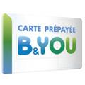 Bouygues Télécom lance ses cartes prépayées B&You sans durée de validité