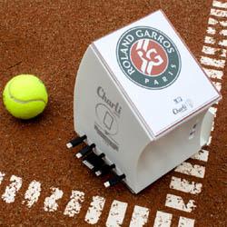 Le stade de Roland-Garros se voit équipé de la borne de rechargement CharLi Charger