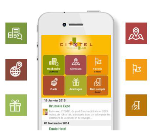 Cicotel lance son application mobile Android et IOS