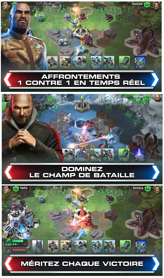 Command and Conquer: Rivals, la guerre du tiberium est de retour sur mobile