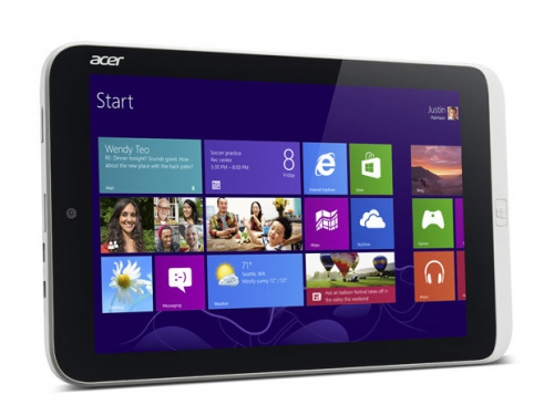 Computex 2013 : Acer dévoile l'Iconia W3-810